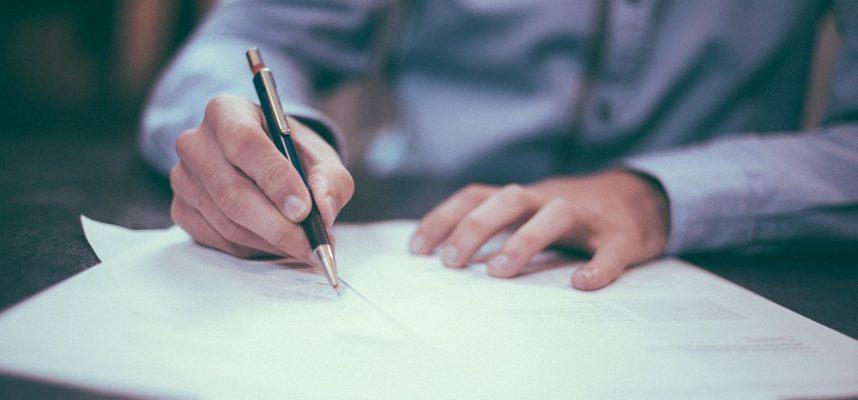 Crear un contrato de comportamiento con tu hijo
